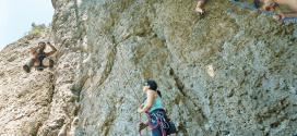 Rein in die Wand! – Klettern im Frankenjura als Ausgleich zur Alltagsroutine