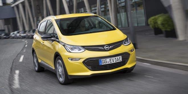 Der Opel Ampera-E: Überraschend große Reichweite