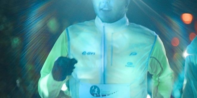 Ein Lichtermeer für Läufer: E.ON demonstriert Aura in Paderborn [Sponsored Video]