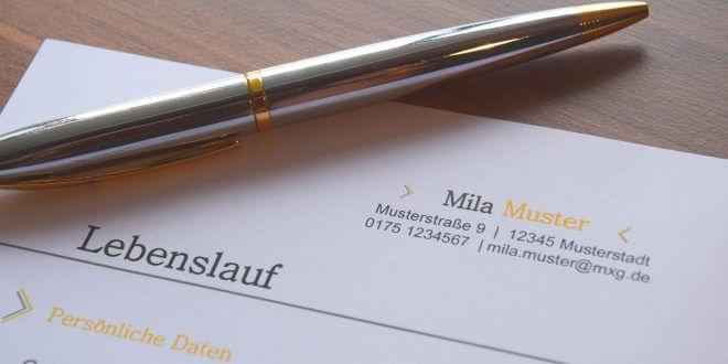 Der perfekte Lebenslauf – euer sicherer Weg zu einem Job nicht nur in Berlin