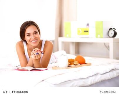Frischer Wind – so verwandeln Sie Ihr Schlafzimmer in eine Wohlfühloase