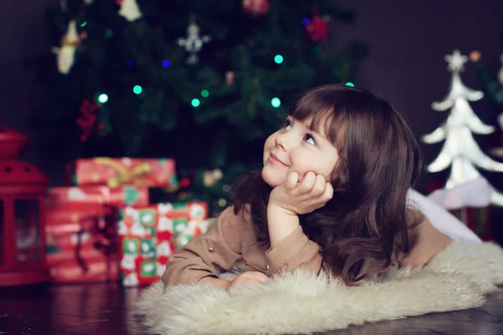 Geschenke unter dem Baum