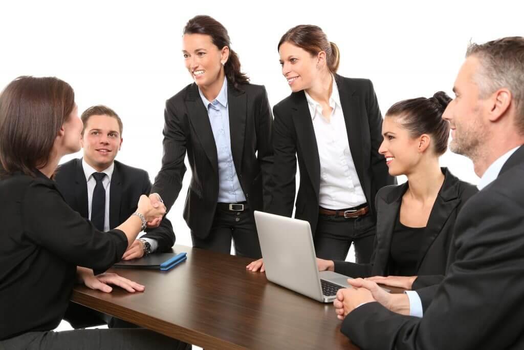 Mit der Zeit wächst das Start-Up zu einem richtigen Unternehmen heran, Bild: CC0