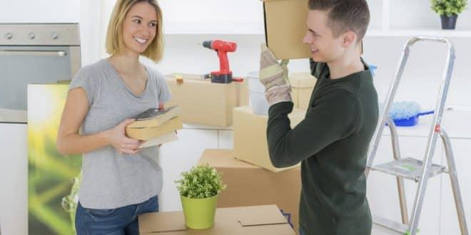 5 Tipps für den Umzug in die Eigentumswohnung