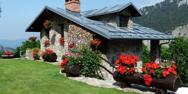 Haus restaurieren – aber mit Stil