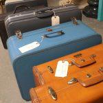 Koffer, Flughafen