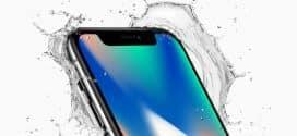 Fast so schön wie fliegen – das neue iPhone X sorgt für neue Maßstäbe im mobilen Telefonieren!