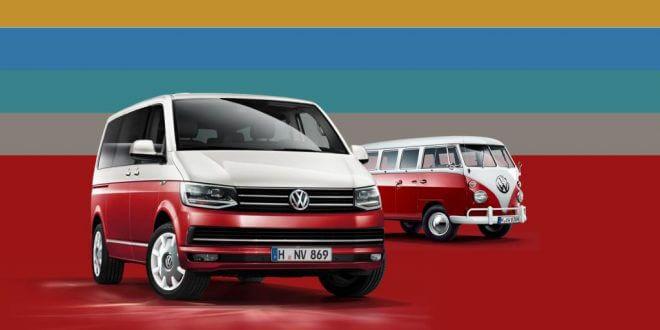 Der VW Bulli wird 70 – Grund genug für ein Sondermodell [Sponsored Video]