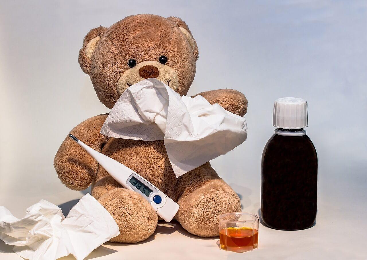 Folgeerkrankungen einer Erkältung