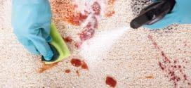 Flecken entfernen – Hausmittel auf die man sich verlassen kann