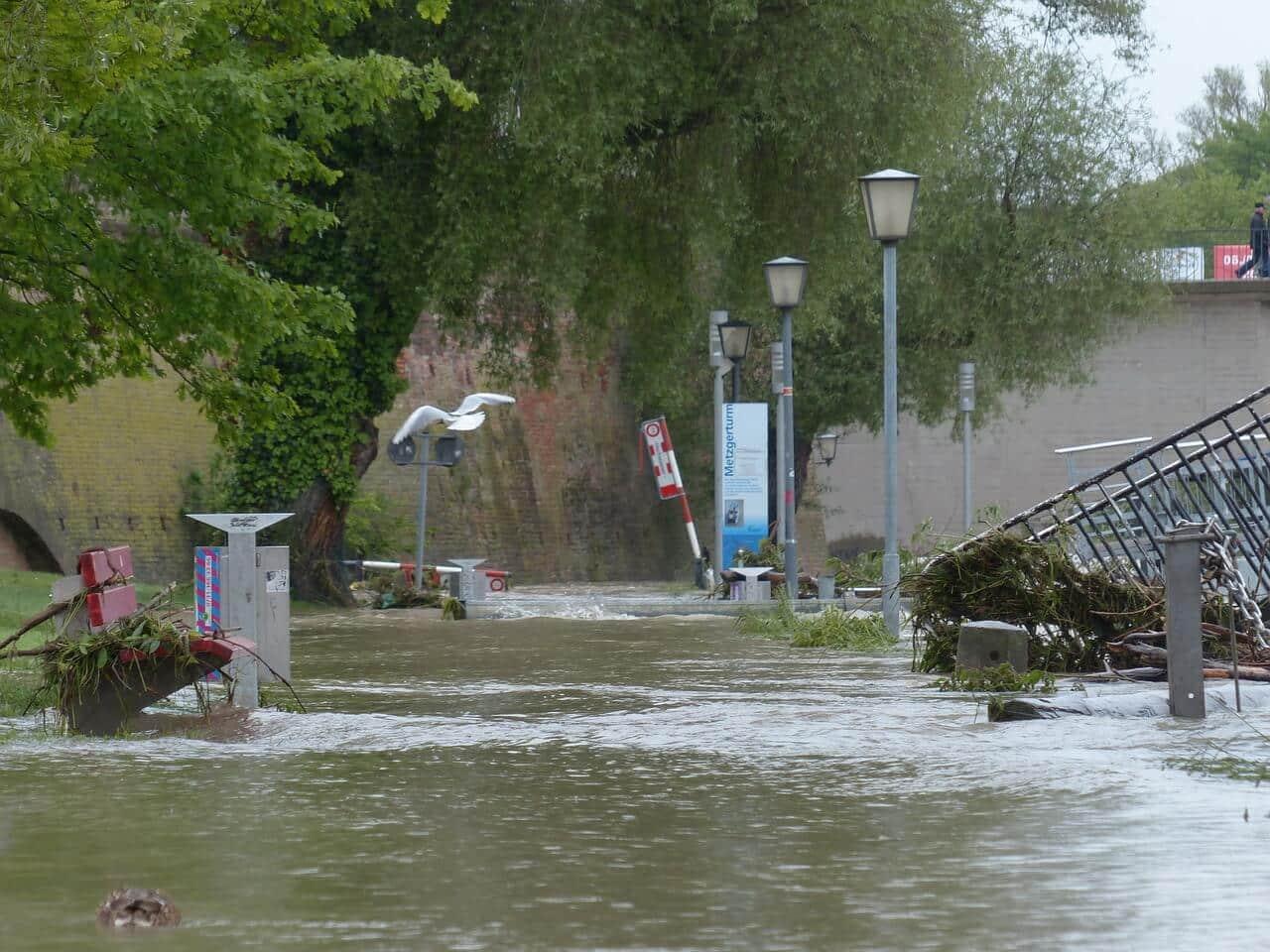 Achtung, Hochwasser! Wie kann man sich effektiv davor schützen?