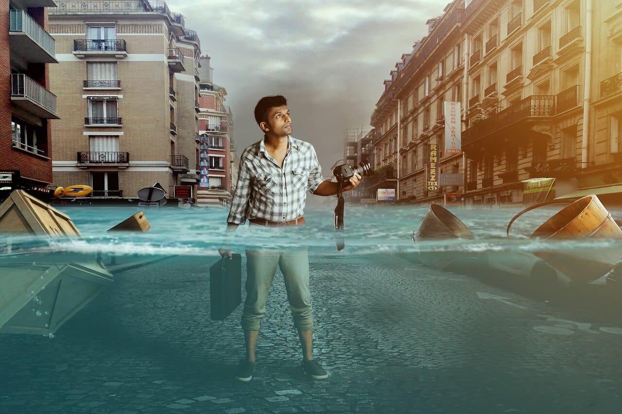 Verhalten nach einem Wasserschaden: So wird die Wohnung wieder bewohnbar