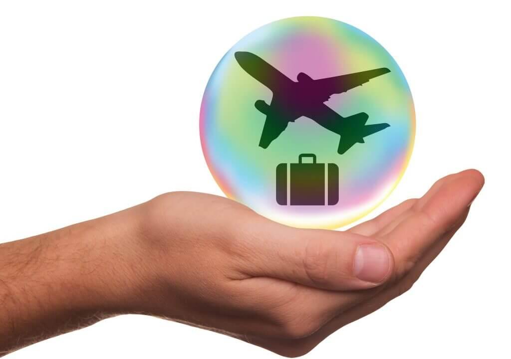 """Die Reiserücktrittsversicherung ist ein wichtiger Schritt in Richtung """"sorgenfreier Urlaub""""."""