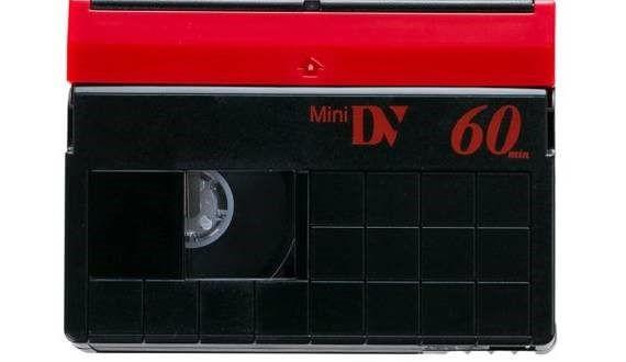 Mini DV – was ist das eigentlich?