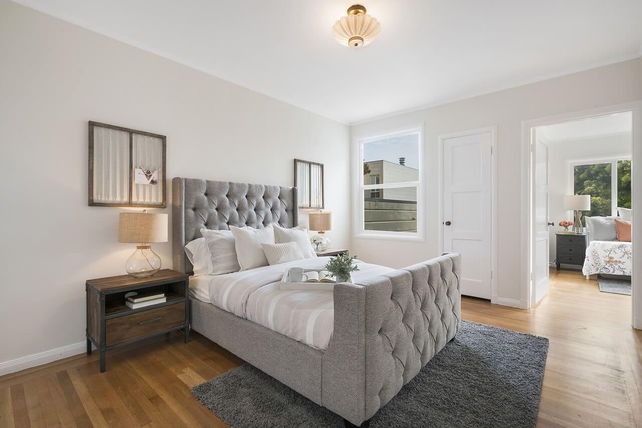 Die besten Ideen für ein Schlafzimmer mit Wohlfühlatmosphäre