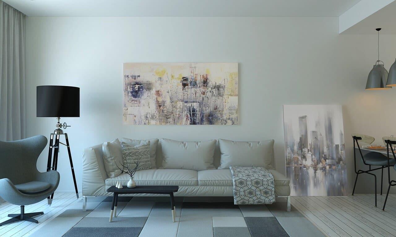 Schöner wohnen mit stilvollen Wohnzimmer-Tapeten › Ratgeber DeLuXe!