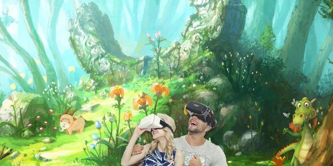 Der Aufstieg der Virtuellen Realität