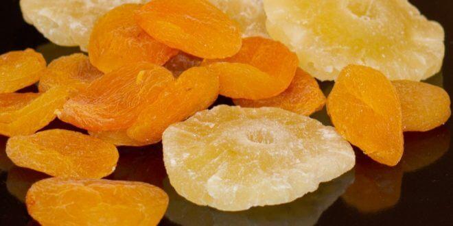 Die Vorteile von gedörrtem Obst und Gemüse