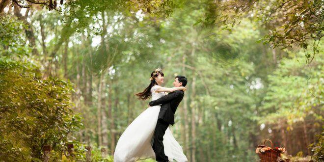 Hochzeitsgarderobe: Das richtige Kleid für jeden Anlass