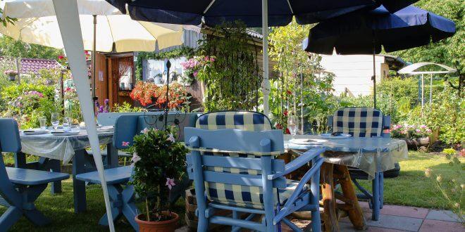 Loungemöbel: Das gemütliche Wohnzimmer im Garten