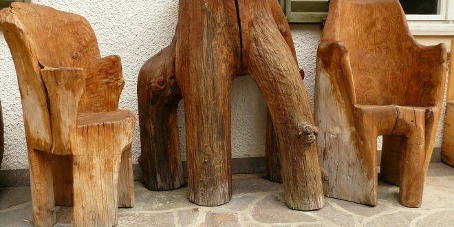 Gartenmöbel Materialien – Holz, Rattan oder Polyrattan?