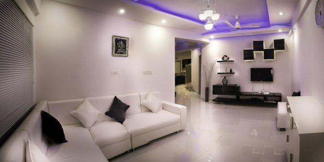 Besondere Lichteffekte für den Wohnraum