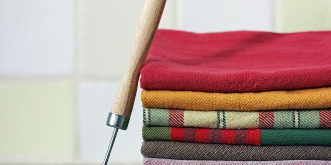 Küchentextilien für Haushalt & Küche: Hierauf kommt es an