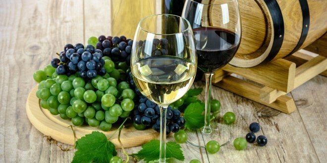 Ein neuer Trend: Wein in kosmetischen Produkten