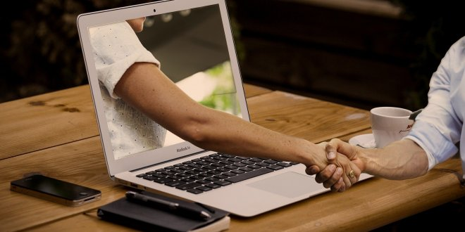 Online Business- auch in der Krise gut durchstarten