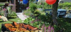 Ideen für Gartenpartys – Inspiration für Zusammenkünfte im Freien, vom Familiengrillfest bis zum Abendessen mit Freunden