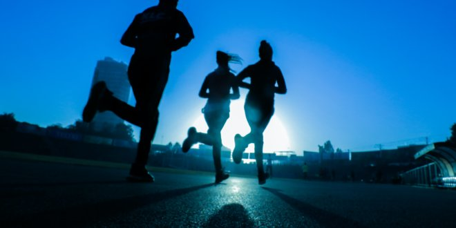Anti Aging durch Joggen: Training wird belohnt
